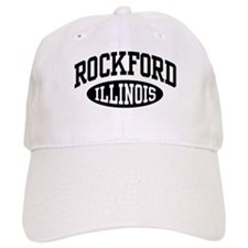 Rockford Illinois Baseball Cap
