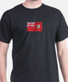 Bermuda Black T-Shirt