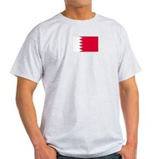 Bahrain Ash Grey T-Shirt