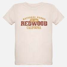 Redwood National Park CA T-Shirt