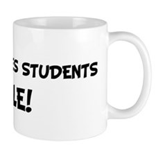 PEACE STUDIES STUDENTS Rule! Mug
