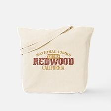 Redwood National Park CA Tote Bag