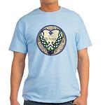 Blue McKenzie Heart T-Shirt
