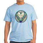 Blue Lamont Heart T-Shirt