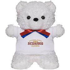 Redwood National Park CA Teddy Bear