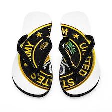US Army Wide Flip Flops