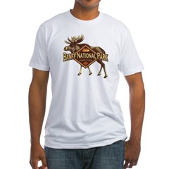 Banff Natl Park Moose Shirt