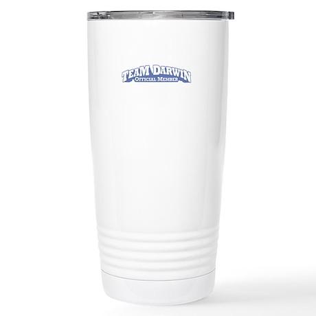 Darwin / Member Stainless Steel Travel Mug