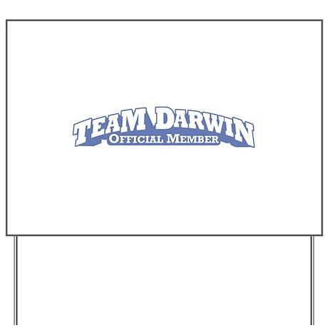 Darwin / Member Yard Sign