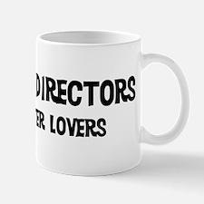 Executive Directors: Better L Mug