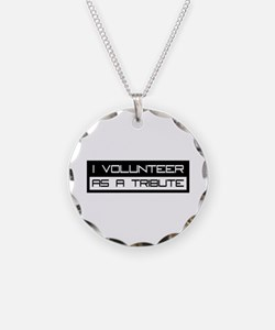 Hunger Games - Tribute Necklace