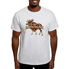 Jasper Natl Park Moose T-Shirt