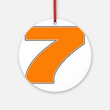 DP7 Ornament (Round)