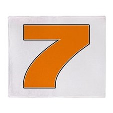 DP7 Throw Blanket