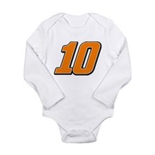 DP10 Long Sleeve Infant Bodysuit
