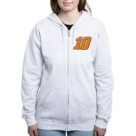DP10 Women's Zip Hoodie