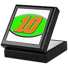 DP10circle Keepsake Box