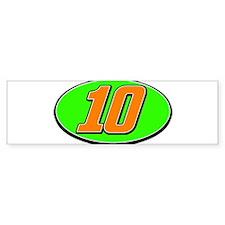 DP10circle Bumper Sticker