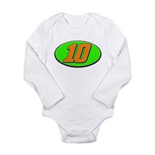 DP10circle Long Sleeve Infant Bodysuit