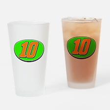 DP10circle Drinking Glass