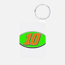DP10circle Keychains