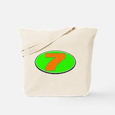 DP7circle Tote Bag