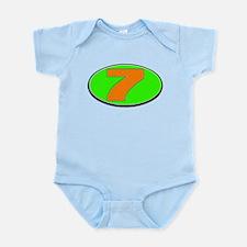 DP7circle Infant Bodysuit