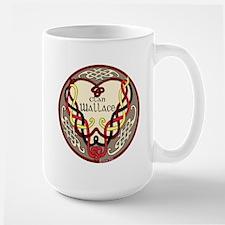 Wallace Large Mug