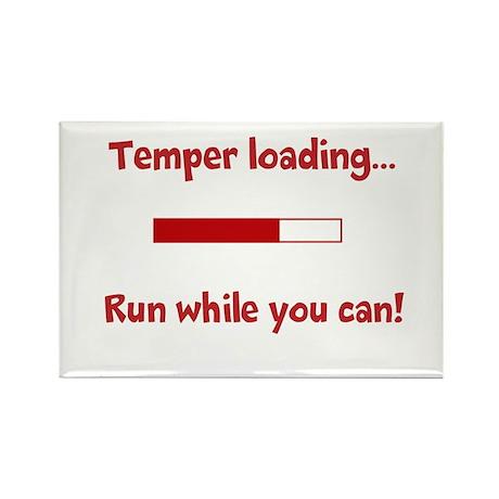 Temper loading... Rectangle Magnet