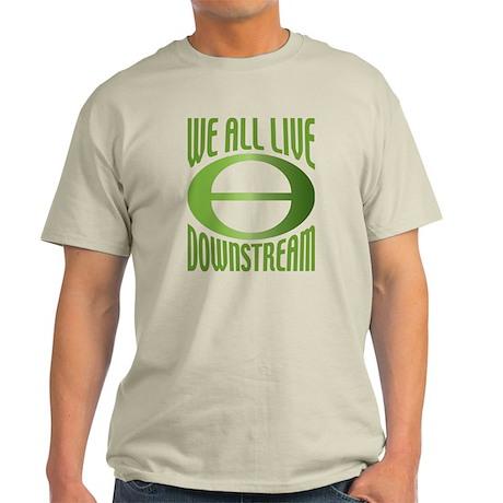 downstream t T-Shirt