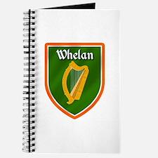 Whelan Family Crest Journal