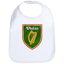 Whelan Family Crest Bib