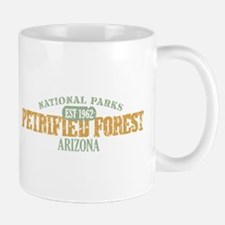 Petrified Forest Arizona Mug