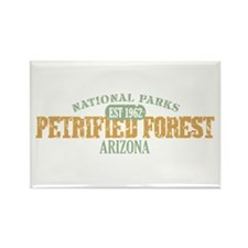 Petrified Forest Arizona Rectangle Magnet