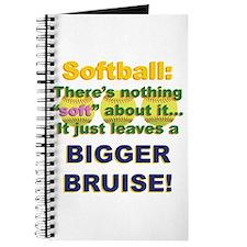 Softball = Not Soft Journal