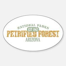 Petrified Forest Arizona Decal