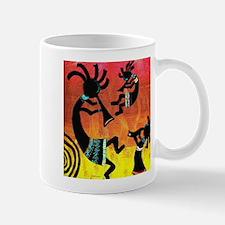 Dance of the Kokopelli Mug