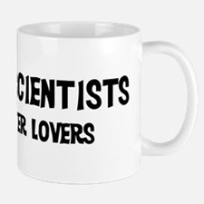 Forensic Scientists: Better L Mug