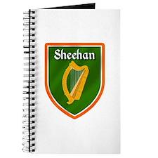 Sheehan Family Crest Journal