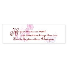 Rue's Song Bumper Bumper Sticker