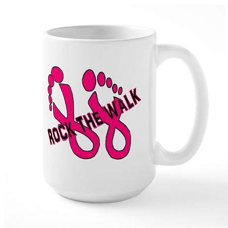 Rock the Walk Large Mug