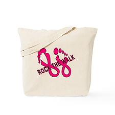 Rock the Walk Tote Bag