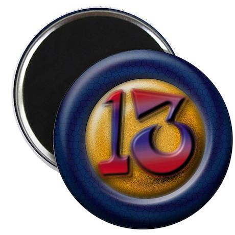"""13 2.25"""" Magnet (100 pack)"""