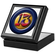 13 Keepsake Box