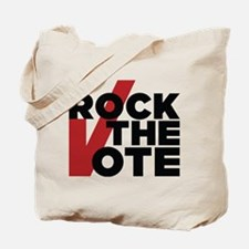 Rock The Vote Tote Bag