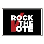 Rock the Vote Banner