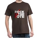 Rock the Vote Dark T-Shirt