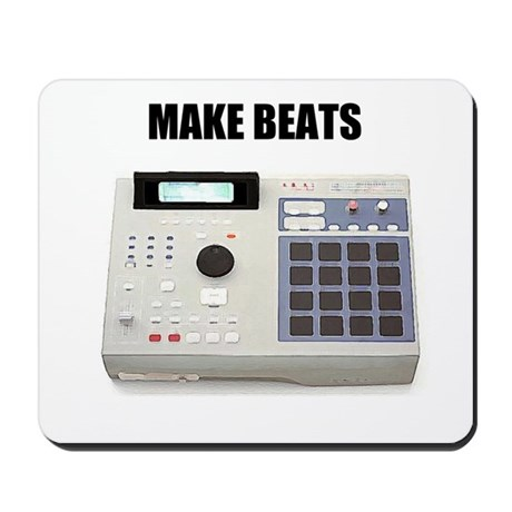 Beat Maker Mousepad