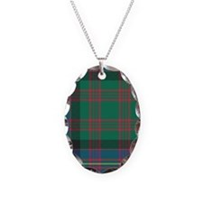 Tartan - Cochrane Necklace Oval Charm