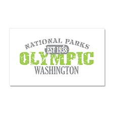 Olympic National Park WA Car Magnet 20 x 12